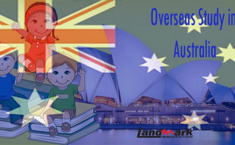 India | Visa for Overseas Education in Australia?