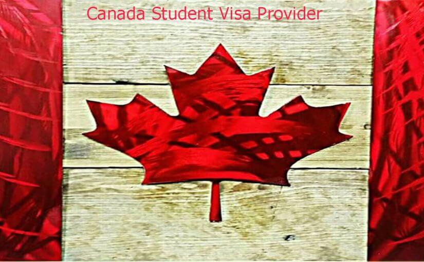 New opportunity to study in Canada-Jan. 2020.